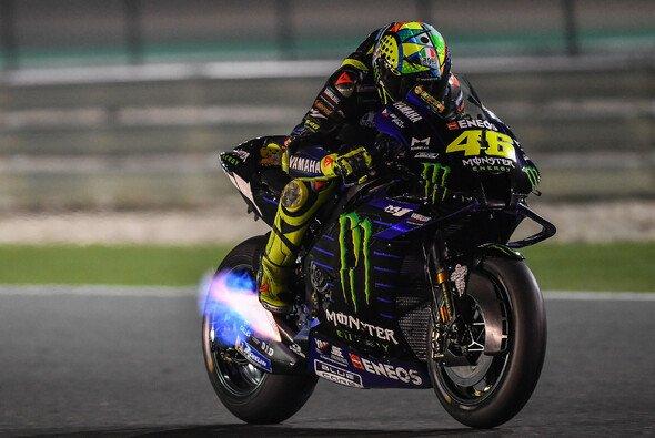 Valentino Rossi ist noch nicht Feuer und Flamme für die 2020er-Yamaha - Foto: motogp.com