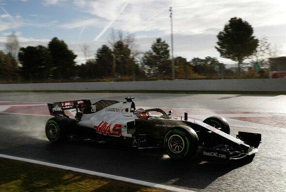 Haas: Haben sie ihr Reifenproblem in den Griff bekommen? - Foto: LAT Images
