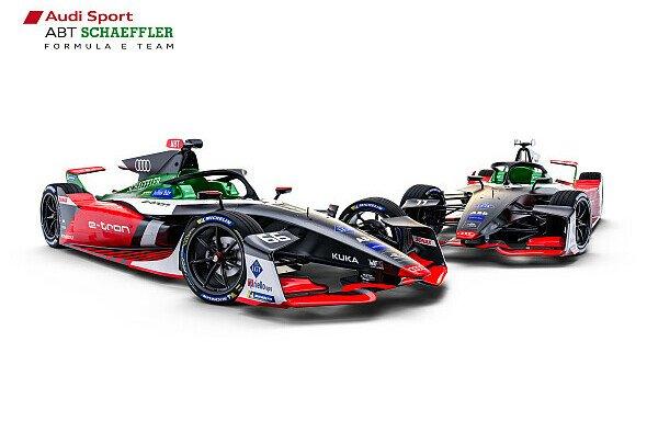 Das Gen2-EVO-Update kommt erst zur Saison 2021/22 in der Formel E - Foto: Audi Communications Motorsport