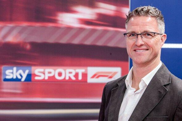 Ralf Schumacher co-kommentiert auch 2020 für Sky die Formel 1 - Foto: Sky Deutschland