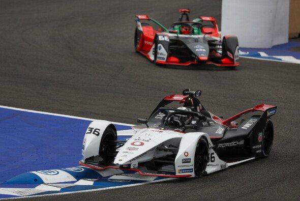 Andre Lotterer büßte in der Schlussphase des ePrix in Marrakesch seine gute Ausgangslage ein - Foto: LAT Images