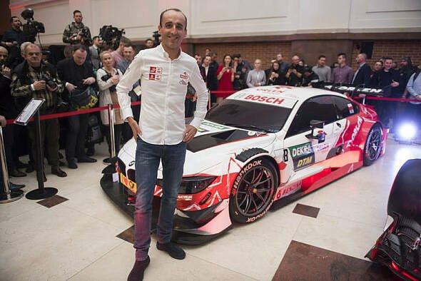 Robert Kubica gibt 2020 sein DTM-Debüt mit einem BMW M4 - Foto: Orlen