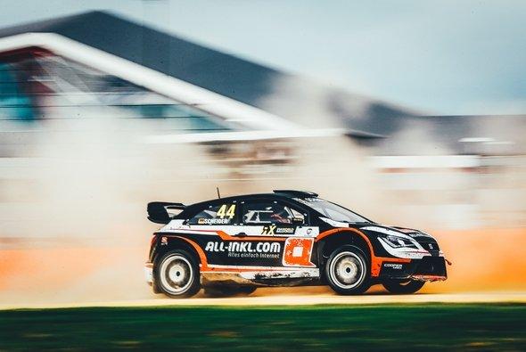 Timo Scheider geht 2020 erneut in der WRX an den Start - Foto: FIA WRX