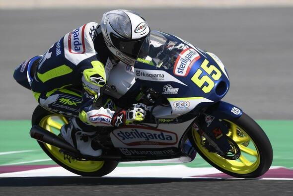 Romano Fenati gewinnt das Rennen in Misano - Foto: Max Racing