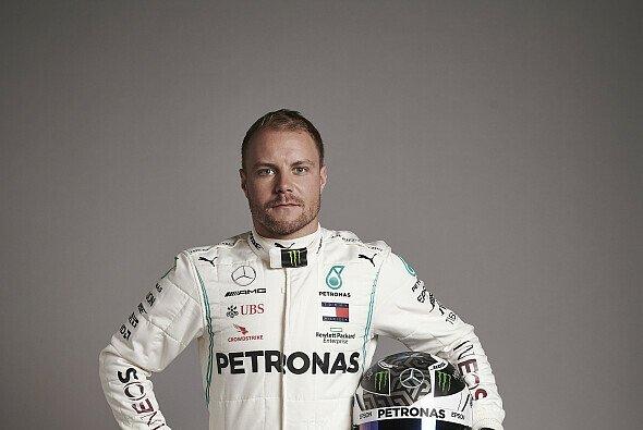 Valtteri Bottas bestreitet am Sonntag seinen ersten virtuellen Grand Prix - Foto: Mercedes-Benz