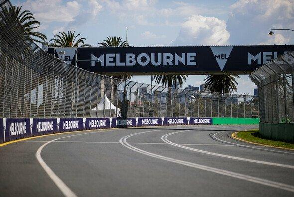 Die Formel-1-Strecke in Melbourne bleibt leer - Foto: LAT Images