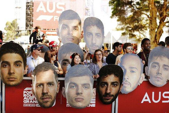Die Formel-1-Helden wurden auch 2020 von den MSM-Lesern gleichermaßen geehrt wie gescholten - Foto: LAT Images