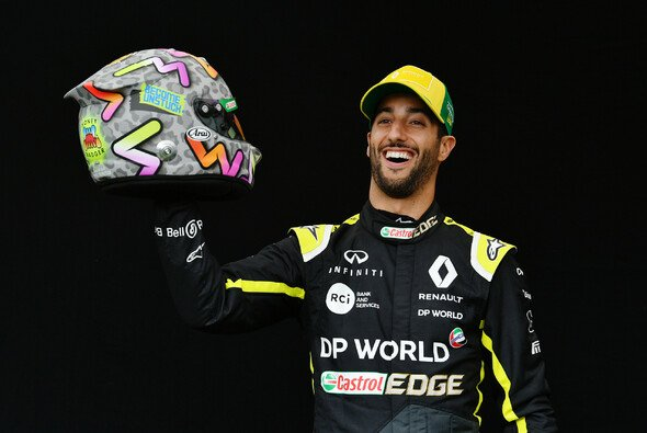 Daniel Ricciardo wird sicher auch ohne Formel 1 den Spaß am Leben nicht verlieren - Foto: LAT Images