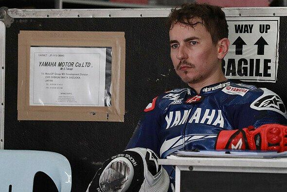 Jorge Lorenzo könnte Yamaha nach zwei Tests wieder den Rücken kehren - Foto: LAT Images