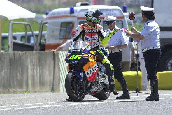 Valentino Rossi gewann bisher 89. Rennen in der Königsklasse - Rekord! - Foto: Monster Energy