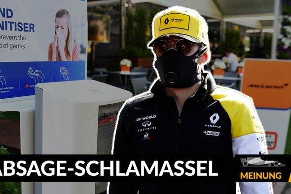 Die Formel 1 schlitterte in ein wahres Absage-Schlamassel in Melbourne - Foto: Motorsport-Magazin.com