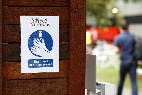 Das Coronavirus könnte den Australien-GP erneut in die Knie zwingen - Foto: LAT Images