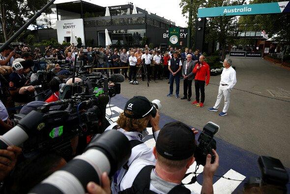 Das Formel-1-Management hinterließ in Australien keinen guten Eindruck - Foto: LAT Images