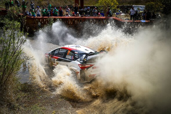 Sebastien Ogier hat die Rallye Mexiko zum sechsten Mal gewonnen - Foto: LAT Images