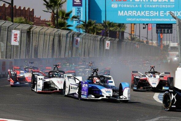 Die Formel E beschließt weitere Maßnahmen zur Eindämmung der Kosten - Foto: BMW Motorsport
