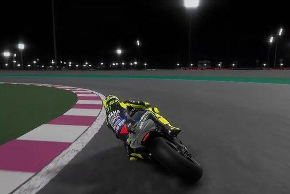 Katar war Schauplatz der ersten Online-Challenge - Foto: MotoGP eSport