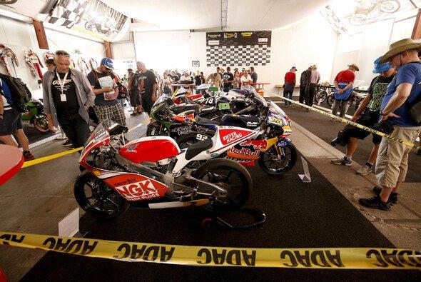 Am Sachsenring gibt es eine besondere Ausstellung - Foto: ADAC
