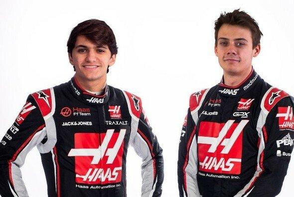 Pietro Fittipaldi und Louis Deletraz bleiben 2020 die zweite Garde bei Haas F1 - Foto: Haas F1 Team