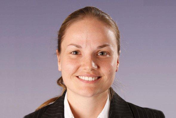 Dr. Julia Walter ist seit 2017 Generalsekretärin beim Deutschen Motor Sport Bund - Foto: DMSB