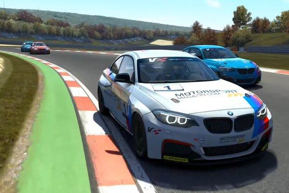 Beste Sim-Action auf der Nürburgring-Nordschleife - Foto: Motorsport-Magazin.com/YouTube