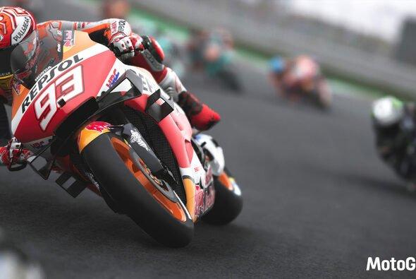 Die Repsol Honda war das Arbeitsgerät in der dritten Online-Challenge - Foto: MotoGP eSport