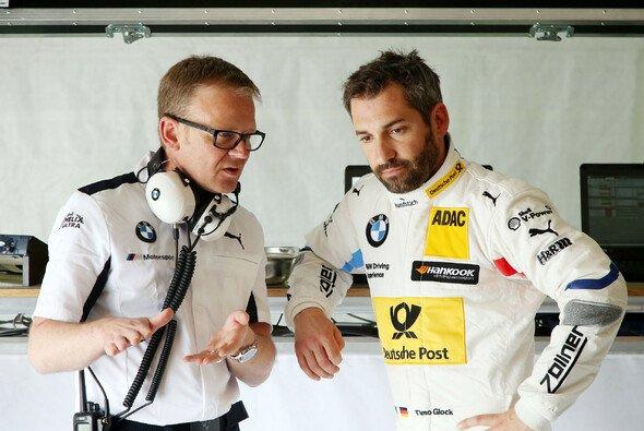 Stefan Reinhold tritt seit der BMW-Rückkehr 2012 in der DTM an - Foto: BMW Motorsport