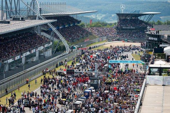 Vom Verbot der Großveranstaltungen sind in Deutschland zahlreiche Rennen betroffen - Foto: 24h Nürburgring