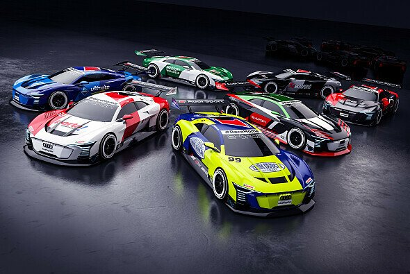 RCCO #RaceHome-Charity-Rennserie startet am Dienstag, 21. April - Foto: Audi Communications Motorsport