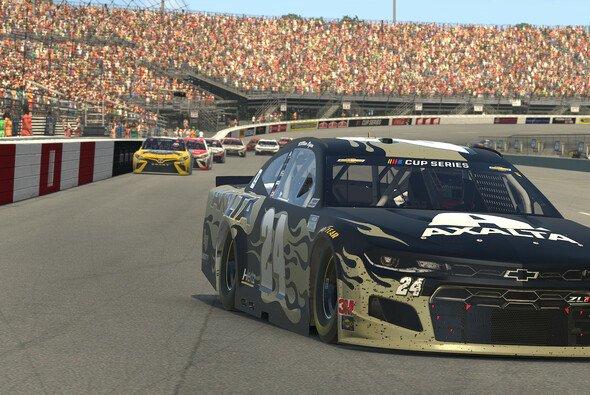 William Byron gewinnt überlegen das 4. Rennen in Richmond - Foto: NASCAR