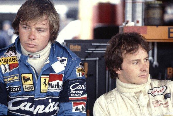Imola 1982 führte zum tragischen Bruch zwischen den Ferrari-Teamkollegen Didier Pironi und Gilles Villeneuve - Foto: LAT Images