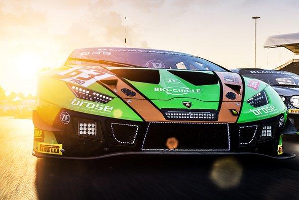 GRT Grasser eRacing Team-Pilot Gregor Schill startet in SRO E-Sport GT Series 2020 - Foto: MRL Simracing