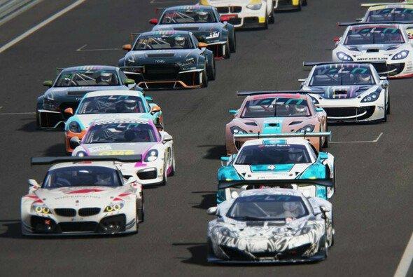 Motorsport-Magazin.com sucht Leser für das virtuelle 24h-Rennen der VRL24h auf der Nordschleife - Foto: Virtual Racing e.V.