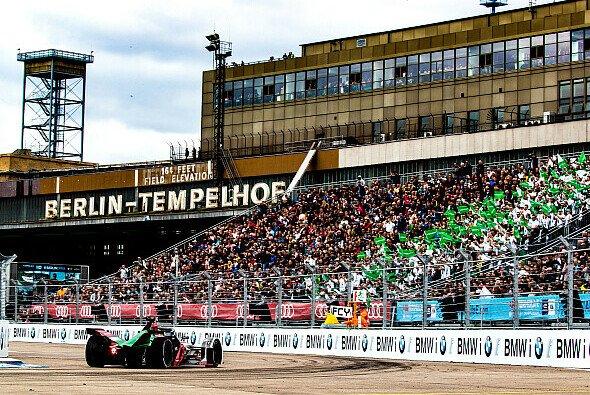 Audi blickt auf eine starke Bilanz bei Formel-E-Rennen in Berlin zurück - Foto: Audi Communications Motorsport