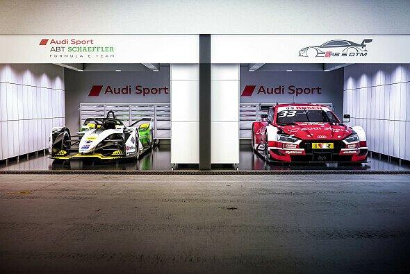 Audi fokussiert sich werksseitig künftig nur noch auf die Formel E - Foto: Audi Communications Motorsport