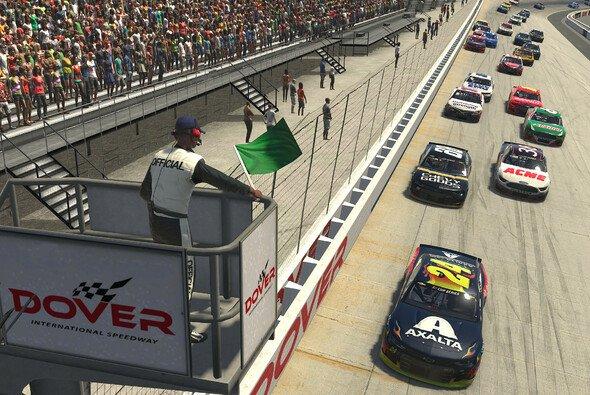 Auf der Monster-Mile in Dover endete das letzte Rennen mit dem 3. Sieg für William Byron - Foto: NASCAR