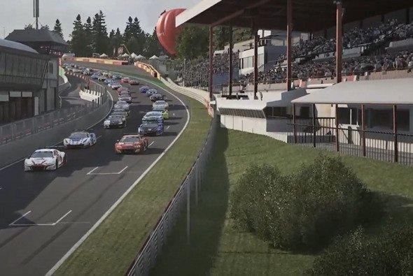 Die zweite Runde der SRO Esports Series fand in Spa-Francrchamps statt - Foto: GT World