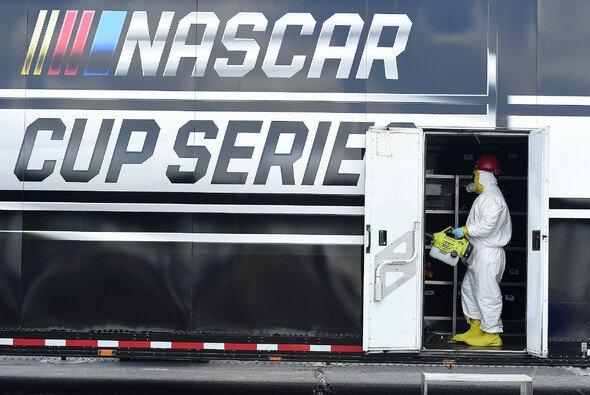 Auf dem Darlington Raceway wird die Saison 2020 fortgesetzt - Foto: NASCAR