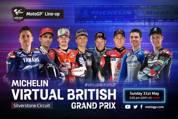 Die MotoGP ist Headliner des virtuellen Wochenendes - Foto: MotoGP