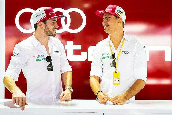 DTM-Vizemeister Nico Müller unterstützte Audi zuletzt auch als Ersatzfahrer in der Formel E - Foto: Audi Communications Motorsport