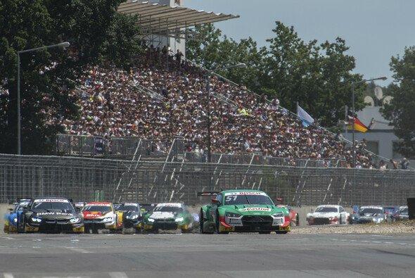 Das DTM-Saisonfinale 2021 findet am Norisring statt. - Foto: LAT Images