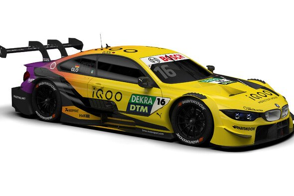 Timo Glock startet 2020 wieder mit einem Gelben Biest in der DTM - Foto: BMW Motorsport