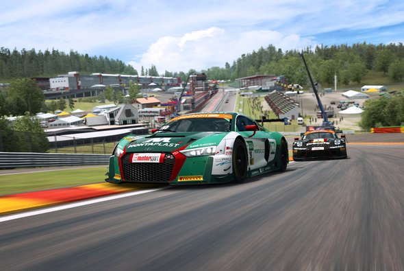 Die ADAC GT Masters eSports Challenge startet als Fan-Serie mit drei Events im Juni und Juli 2020 - Foto: RaceRoom