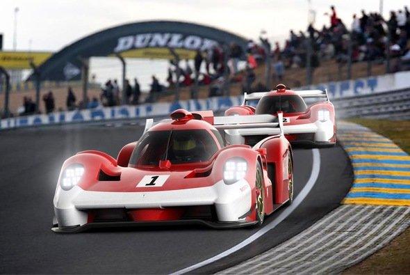 Der Glickenhaus 007 soll 2021 in Le Mans antreten - Foto: Scuderia Cameron Glickenhaus