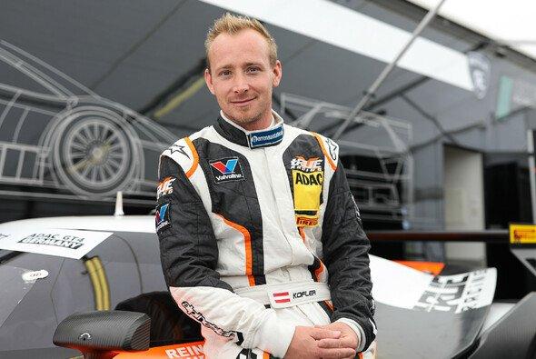 Reinhard Kofler startete schon 2019 in der ADAC GT4 Germany - Foto: ADAC Motorsport