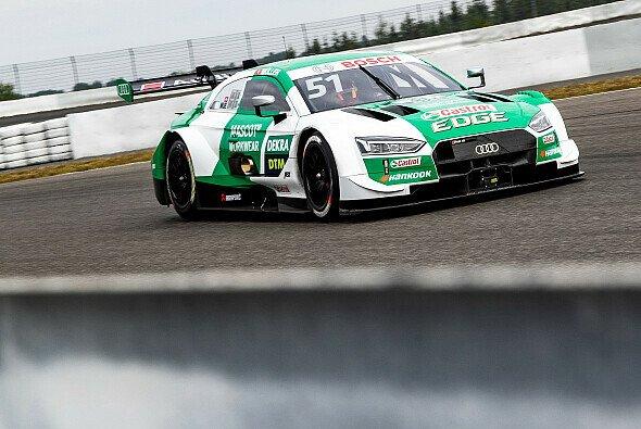 Nico Müller knackt als erster Fahrer auf dem Nürburgring die 1:47er-Marke im Qualifying - Foto: Audi Communications Motorsport