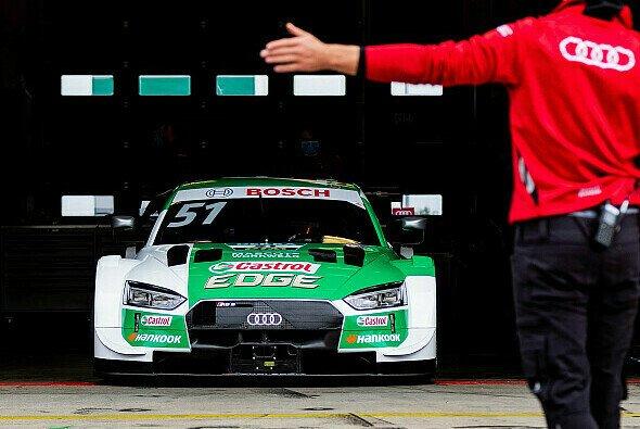 Audi testet aktuell mit vier Werks-Autos auf dem Nürburgring - Foto: Audi Communications Motorsport