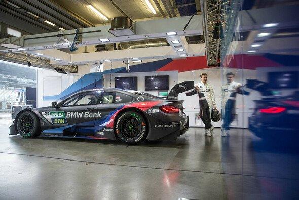 Lucas Auer und BMW gehen ab sofort getrennte Wege - Foto: BMW Motorsport