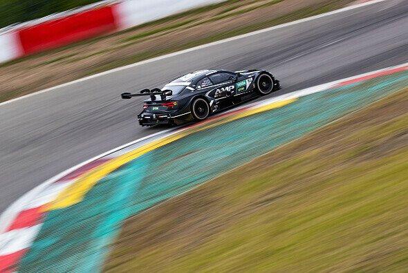Ferdinand Habsburg baut den ersten Unfall der DTM-Saison 2020 - Foto: Audi Communications Motorsport