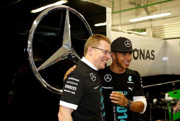 Andy Cowell spielte für die Erfolge von Formel-1-Weltmeister Lewis Hamilton und Mercedes eine tragende Rolle - Foto: LAT Images