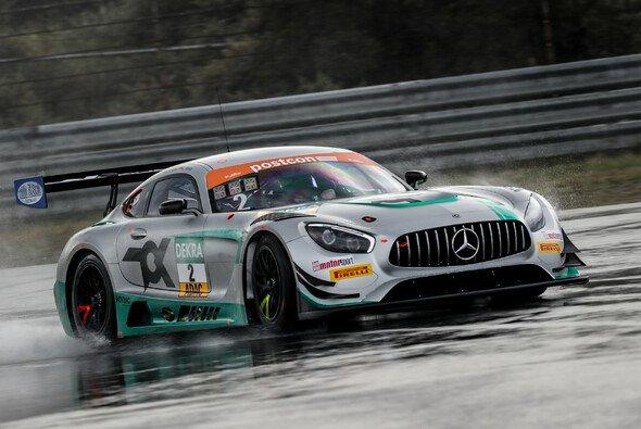 Per Liveschalte zu Gast: Das Toksport-WRT-Duo Maro Engel und Luca Stolz - Foto: ADAC Motorsport